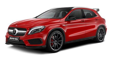 second hand cars for sale 2016_mercedes-benz_gla-45-amg-4matic