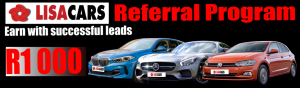 Earn R1 000 with referrals that converts into sales
