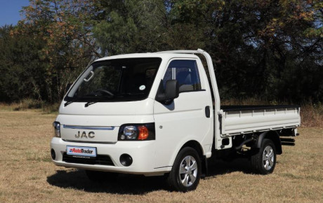 JAC X200 vs Hyundai H-100 vs Kia K2700: Which workhorse is the best value for money?